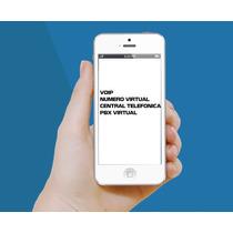 Numero En Panama Voip Virtual Con Pbx Central Telefonica
