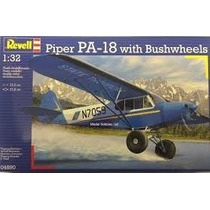 Piper Pa-18 1/32 Marca Revell