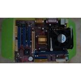 Placa Mother Biostar + Micro 478 + Memoria 512 Ddr1