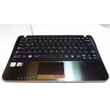 Teclado Y Carcasa Touchpad Samsung Nf210 Como Nuevo