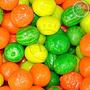 Chicles Frutas Sandia, Naranja, Limonymelon 500gr Sin Gluten