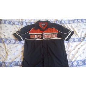 Camisa Harley Davidson Original Impecable