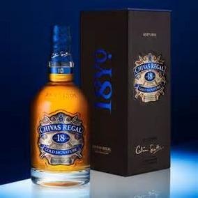 Whisky Chivas 18 Años / Consulte Por Envios