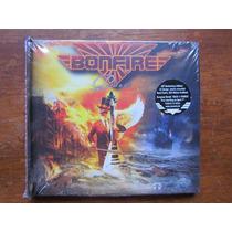 Bonfire Pearls Cd Doble Hard Rock