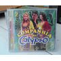 Lote 10 Cds Companhia Do Calypso Ao Vivo Vol.2 Original