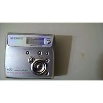 Sony Walkman Net Md Mz-n505 Minidisc Type-r