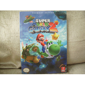 Revista Primagames Do Game Super Mario Galaxy 2 Wii