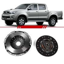 Kit De Embreagem Toyota Hilux 2011 2010 2009 2008 A 2005 3.0