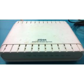 Roteador Wi-fi Zte Zxv10 W300