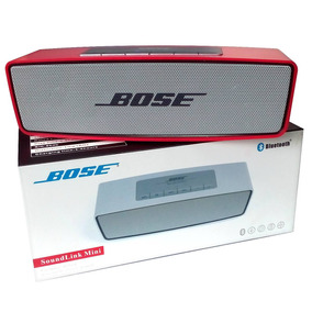 Corneta Bluetooth Inalambrica Tipo Bose Micro Sd Portable