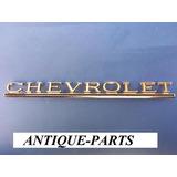Chevy Chevrolet 400 Insignia Chevrolet De Baul