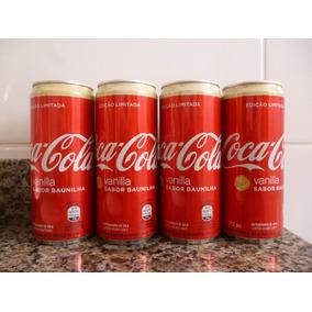 Latas De Coca-cola De Baunilha