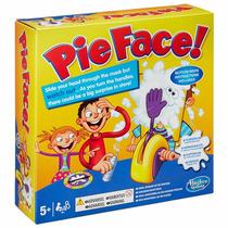 Brinquedos Menina Menino Jogo Pie Face Torta Na Cara Hasbro