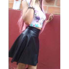 Faldas Corte Campana Brillante - Faldas Mujer en Carabobo en Mercado ... b54dad97543e