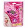 Mini Game Barbie Com Relógio E Rádio Fm - Candide