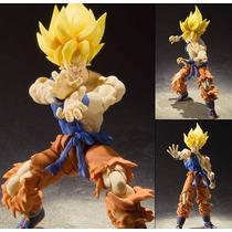 Goku Warrior Awakening Dragon Ball Z Figuarts Bandai