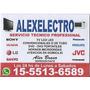 Service Tv Reparacion Led-lcd-tubo-microondas Domicilio 50%-