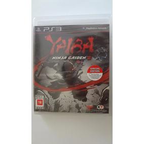 Yaiba Ninja Gaiden Z Ps3 - Novo E Lacrado