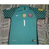 Camiseta Selección Chilena Bravo Talla 6 Arquero