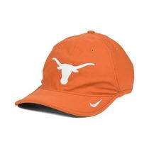 Nike Texas Longhorns Ncaa Gorra H86 Unitalla Dri-fit Nva