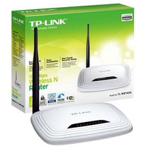 Router Inalambrico Tp-link Tl-wr741n 150mbps Wifi