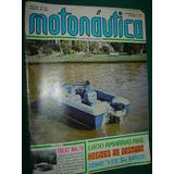 Revista Motonautica 147 Barcos Botes Navios Helices Amarras