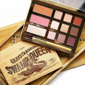 Limited-edition Swamp Queen Eye & Cheek Palette With Brush