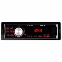 Auto Rádio Kx3 Kz-405 Mp3/ Usb/ Sd/ Fm 60 Rms