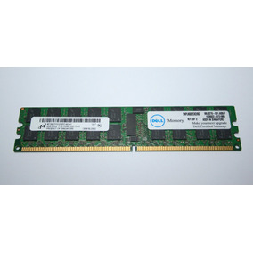 Memoria 8gb (2x4)gb Original Dell Server Ram Snpjk002ck2/8g