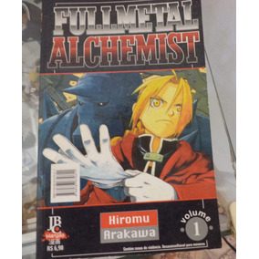 Manga Full Metal Alchemist Volume 1