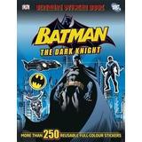 Batman The Dark Knight - Sticker Book (ingles)