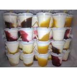 Quesillos Yogurt Tortas Frias En Potes Paso A Paso