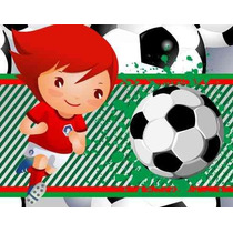 Kit Imprimible Futbol Diseñá Tarjetas Cumples Invitacion 2x1
