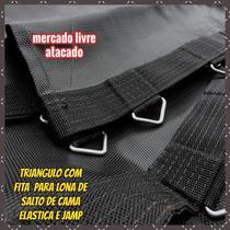 (a) Triangulo P/cama Elastica C/fita Reforçada,kit C/50peças