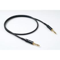 Cable Proel De 6m Con Plugs Bañados De Oro Para Guitarra