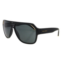 Gafas De Sol Dolce Gabbana Dg /87 Lente Gris Marco Negro
