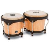Bongo Latin Percussion City Natural Lp601ny Aw