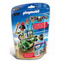 Playmobil 6162 Cañón Interactivo Verde Juguetería El Pehuén