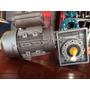 Motoredutor Romak Q63 1/40 80b14 Com Motor 1cv Monofásico