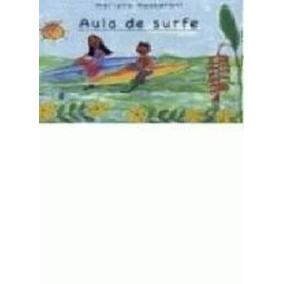 Livro Aula De Surfe Mariana Massarani