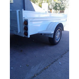 Minimetal Fabrica Trailers Batanes Cuatri-moto-cargas