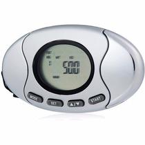 Podometro Medidor De Grasa Corporal Digital Control De Peso