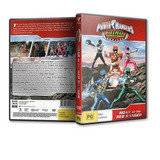Dvds Power Rangers Dino Super Charge