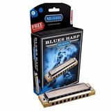 Hohner M533016x Armonica Blues Harp Tono Do
