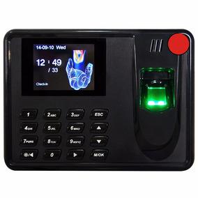 Reloj Checador Huella Digital Biometrico Cable Usb Msi
