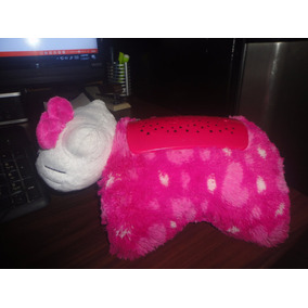 Peluche Lampara Hello Kitty Pillow Pets Dream Lites