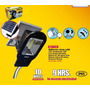 Kit Poste Reflector + Solar Led Sensor Activacion Automatica