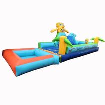 Brincolin Escaladora Bob Esponja Acuatico