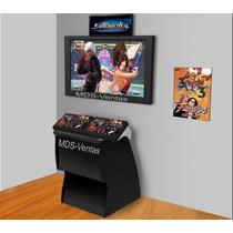 Hyperspin 2017 Arcade Mame Multijuego Neogeo Playstation