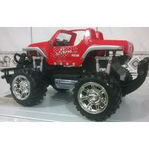 Carrinho Controle Jeep Hummer Pickup Hammer2 Mp3 V Etaqui
